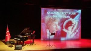 Tuluyhan-Canakkale-Konser